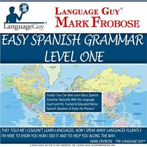 Easy Spanish Grammar - Level 1