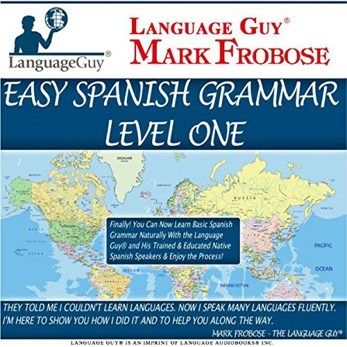 Easy Spanish Grammar - Level 1