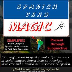 Spanish Verb Magic