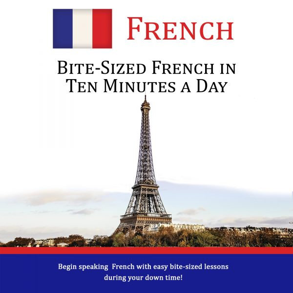 Bite Sized French in Ten Minutes a Day - CD