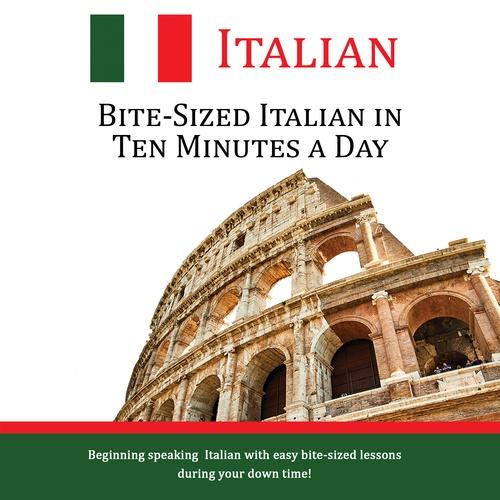 Bite-Sized Italian in Ten Minutes a Day - CD