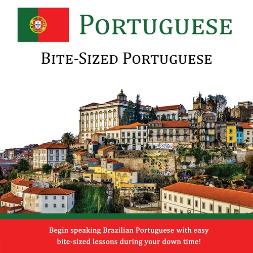 Bite-Sized Portuguese in Ten Minutes a Day - CD