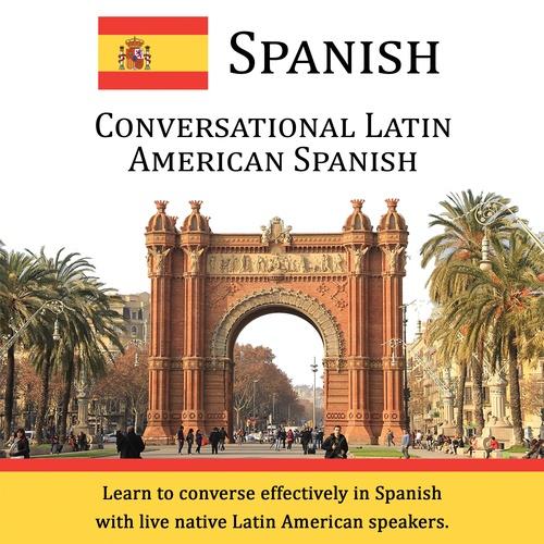 Conversational Latin American Spanish - Level 1 - CD