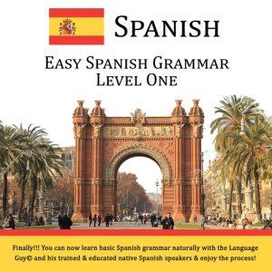 Easy Spanish Grammar - Level 1 - CD