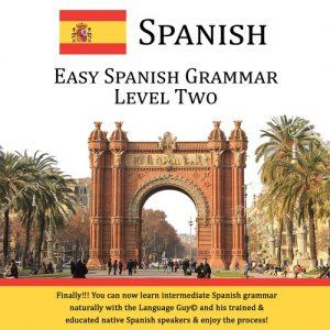 Easy Spanish Grammar - Level 2 - CD