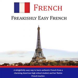 Freakishly Easy French - CD