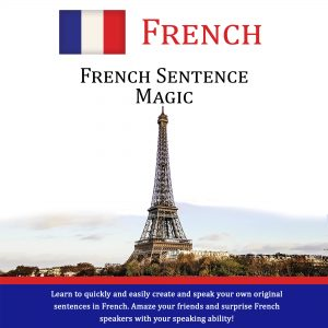 French Sentence Magic - CD
