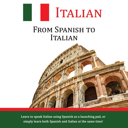 From Spanish to Italian - CD