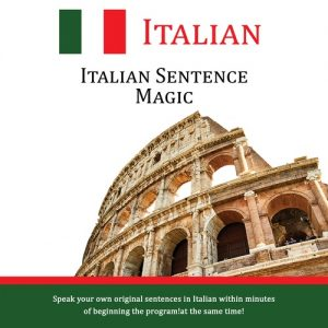 Italian Sentence Magic - CD