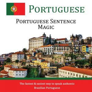 Portuguese Sentence Magic - CD