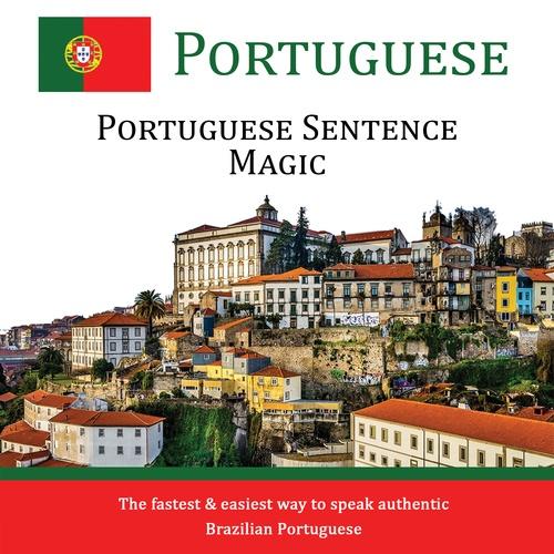 Portuguese Sentence Magic - CD