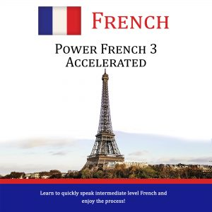 Power French 3 Accelerated - CD