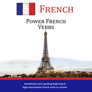 Power French Verbs 1 - CD