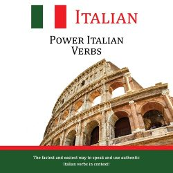 Power Italian Verbs - CD