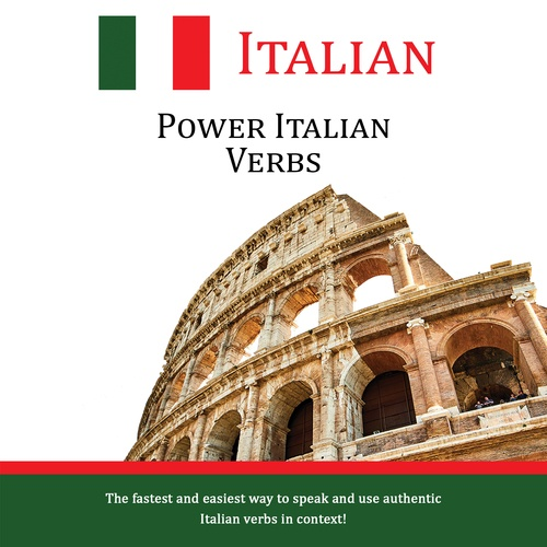 Power Italian Verbs - CD
