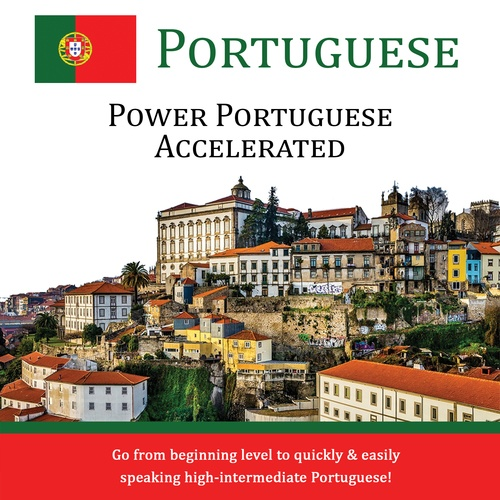 Power Portuguese Accelerated - CD