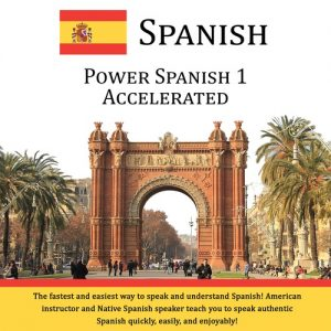 Power Spanish 1 Accelerated - CD