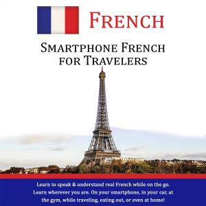 Smartphone French for Travelers - CD