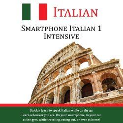 Smartphone Italian 1 Intensive - CD