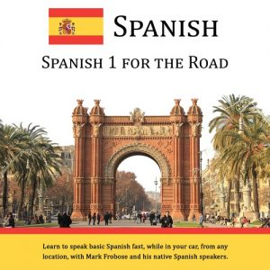 Spanish 1 for the Road - CD