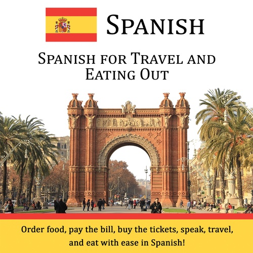 Spanish for Travel and Eating Out - CD