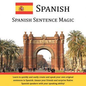 Spanish Sentence Magic - CD